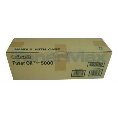 RICOH TYPE 5000 FUSER OIL